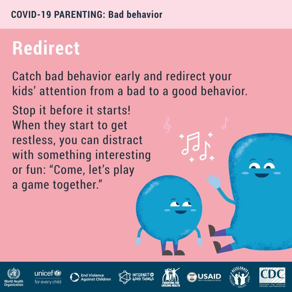 Catch bad behavior