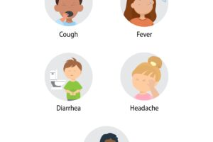 Keep children home if they show symptoms of #COVID19.