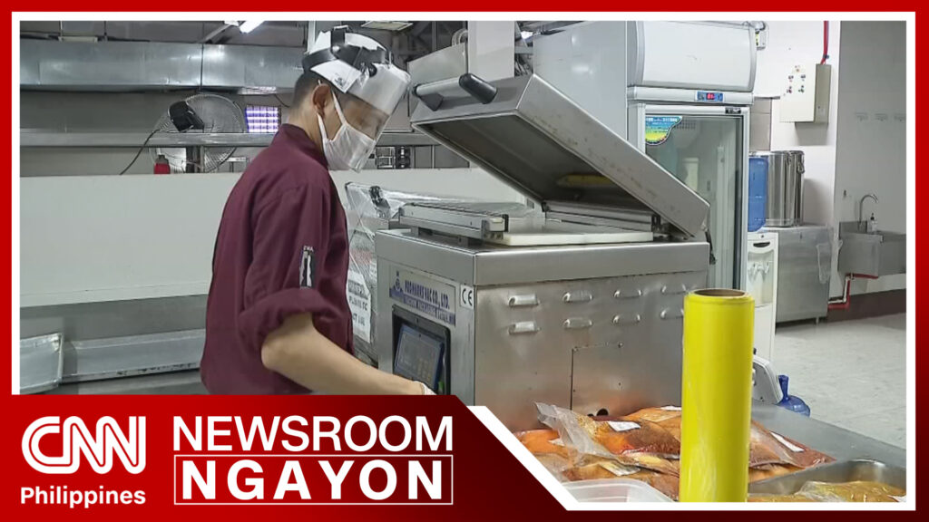 Pagbabakuna ng essential workers target ngayong | Newsroom Ngayon