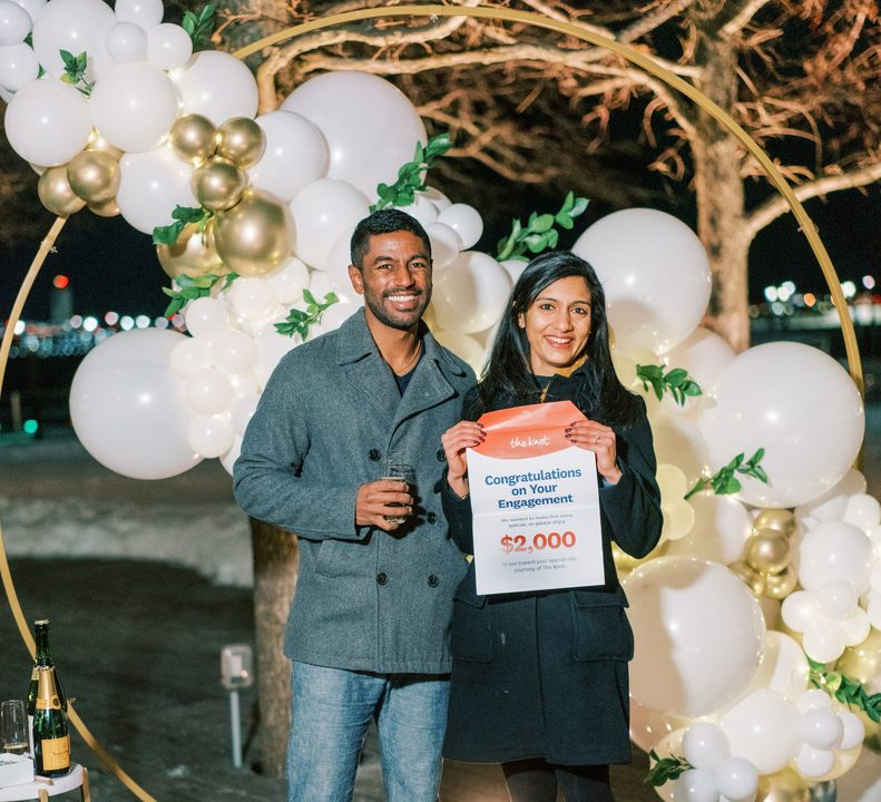 The Knot Is Gifting $75,000 of Dream Proposals to 21 Essential Worker Couples on the Frontlines of COVID-19