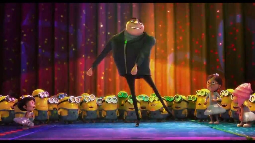 The Minions and Gru: Stay Safe and Be Kind