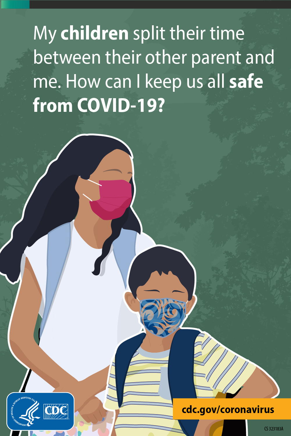 COVID-19 and Split Parenting